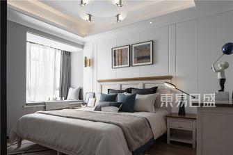 15-20万80平米三轻奢风格卧室装修案例