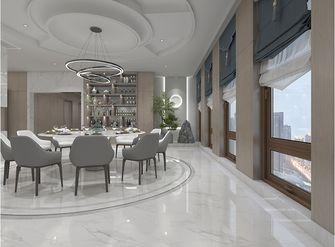豪华型140平米三中式风格餐厅图片大全
