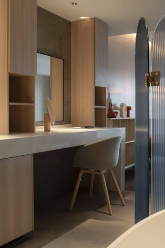 20万以上120平米三室两厅日式风格厨房图