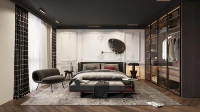 10-15万70平米一室两厅轻奢风格卧室图