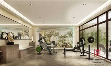 140平米欧式风格健身房装修案例