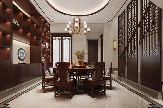 20万以上140平米四室两厅中式风格餐厅图