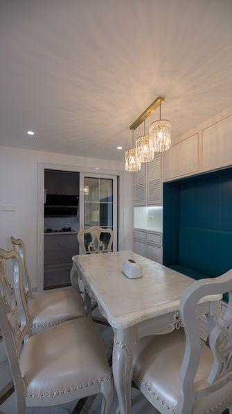 140平米复式欧式风格餐厅装修案例