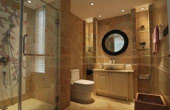 富裕型140平米三欧式风格卫生间图片