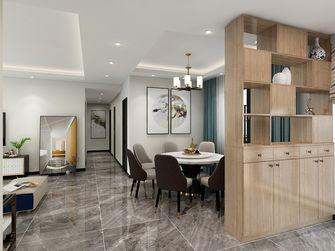 5-10万120平米四室两厅新古典风格餐厅装修效果图