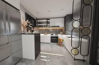 现代简约风格厨房欣赏图