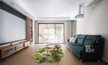 10-15万140平米四日式风格客厅装修效果图