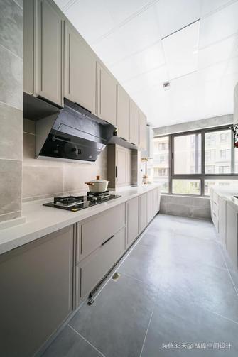 10-15万130平米三现代简约风格厨房图片
