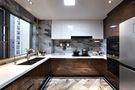 经济型100平米三室两厅法式风格厨房图片大全