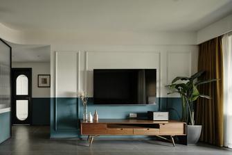 富裕型30平米以下超小户型欧式风格客厅装修效果图