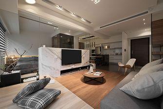 5-10万50平米公寓现代简约风格客厅欣赏图