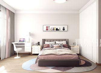 富裕型130平米四室两厅中式风格卧室图片大全