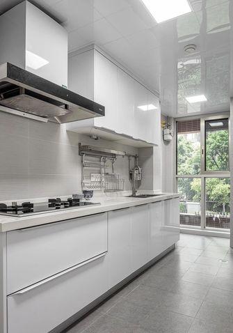三室一厅日式风格厨房图