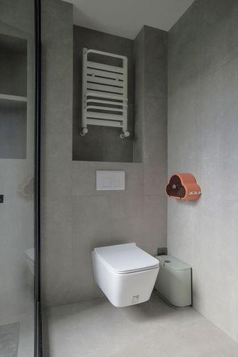 富裕型140平米四室两厅美式风格卫生间图