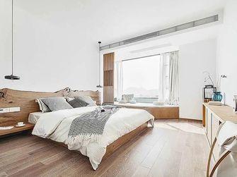 豪华型140平米三室三厅日式风格卧室欣赏图