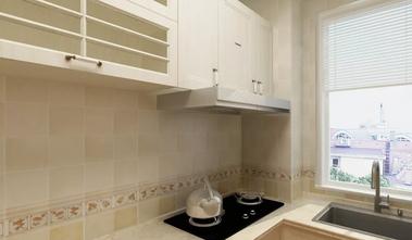 5-10万80平米三美式风格厨房装修图片大全