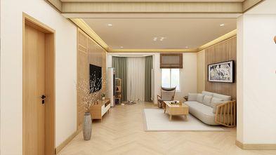 经济型90平米日式风格客厅效果图