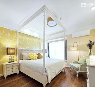 5-10万140平米三室两厅美式风格卧室图片