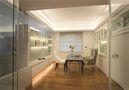 豪华型100平米法式风格书房装修案例