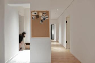 富裕型130平米四室两厅现代简约风格玄关装修案例