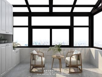 120平米别墅中式风格阳光房装修图片大全