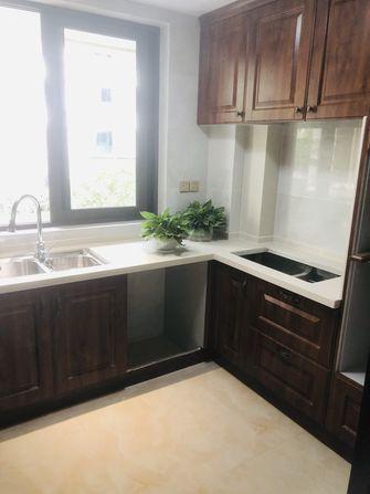130平米四中式风格厨房设计图