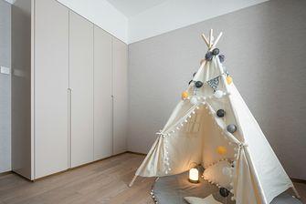 富裕型90平米三轻奢风格青少年房装修案例