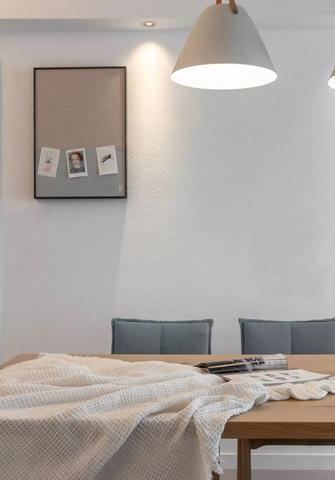 富裕型120平米三室两厅日式风格餐厅装修案例