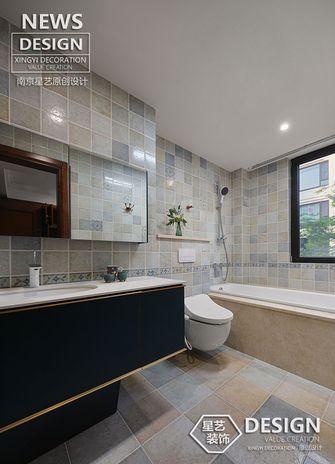 20万以上140平米别墅美式风格卫生间效果图