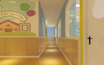 140平米公装风格走廊装修案例