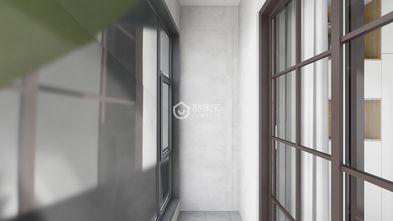 100平米三室两厅欧式风格阳台图片