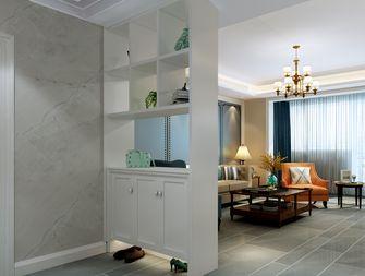 130平米四室两厅美式风格玄关装修图片大全