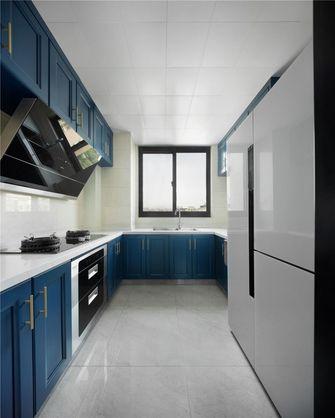 20万以上140平米三室两厅混搭风格厨房设计图