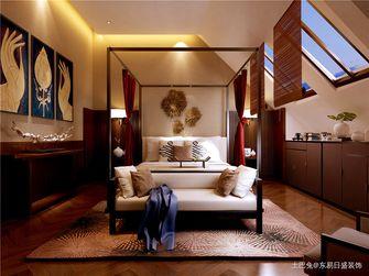 东南亚风格卧室欣赏图