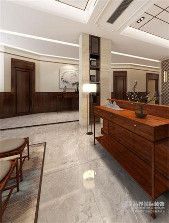 豪华型140平米别墅混搭风格走廊图