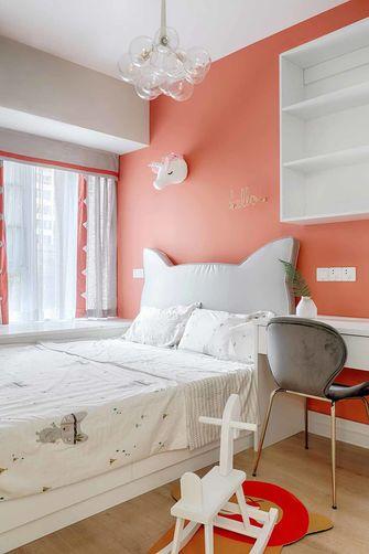15-20万80平米三室一厅北欧风格青少年房装修案例