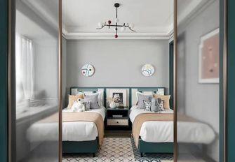 140平米四室三厅北欧风格青少年房设计图