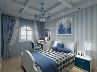 豪华型140平米地中海风格卧室图片大全