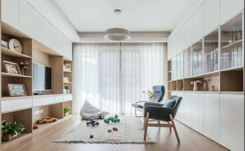 15-20万100平米三室两厅地中海风格客厅图
