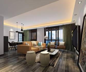 豪华型130平米混搭风格客厅装修效果图