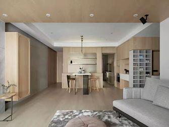 10-15万90平米三室两厅日式风格客厅图片大全