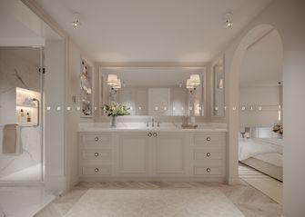20万以上80平米公寓法式风格卫生间欣赏图