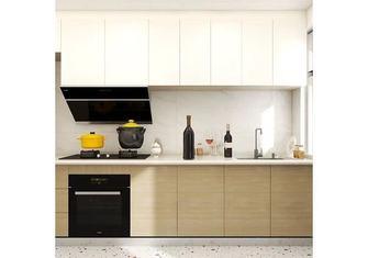 20万以上40平米小户型日式风格厨房图