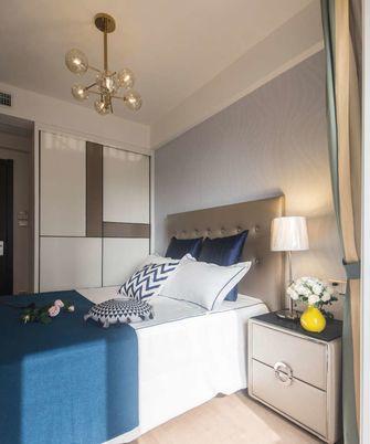 富裕型90平米轻奢风格卧室装修效果图