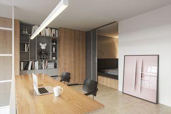 富裕型70平米一室两厅轻奢风格卧室设计图