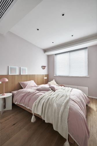 富裕型100平米三室两厅日式风格青少年房装修效果图
