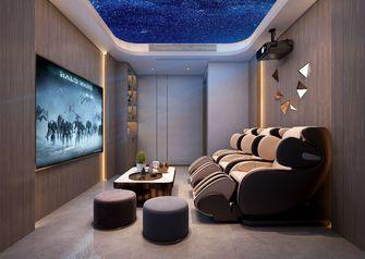 140平米四室两厅中式风格影音室图片大全
