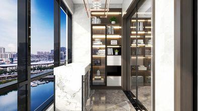 20万以上140平米复式中式风格阳台设计图