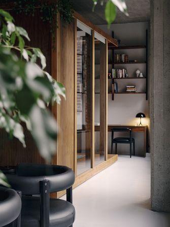 20万以上120平米三室两厅日式风格书房效果图