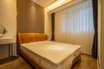 富裕型80平米轻奢风格卧室图片大全
